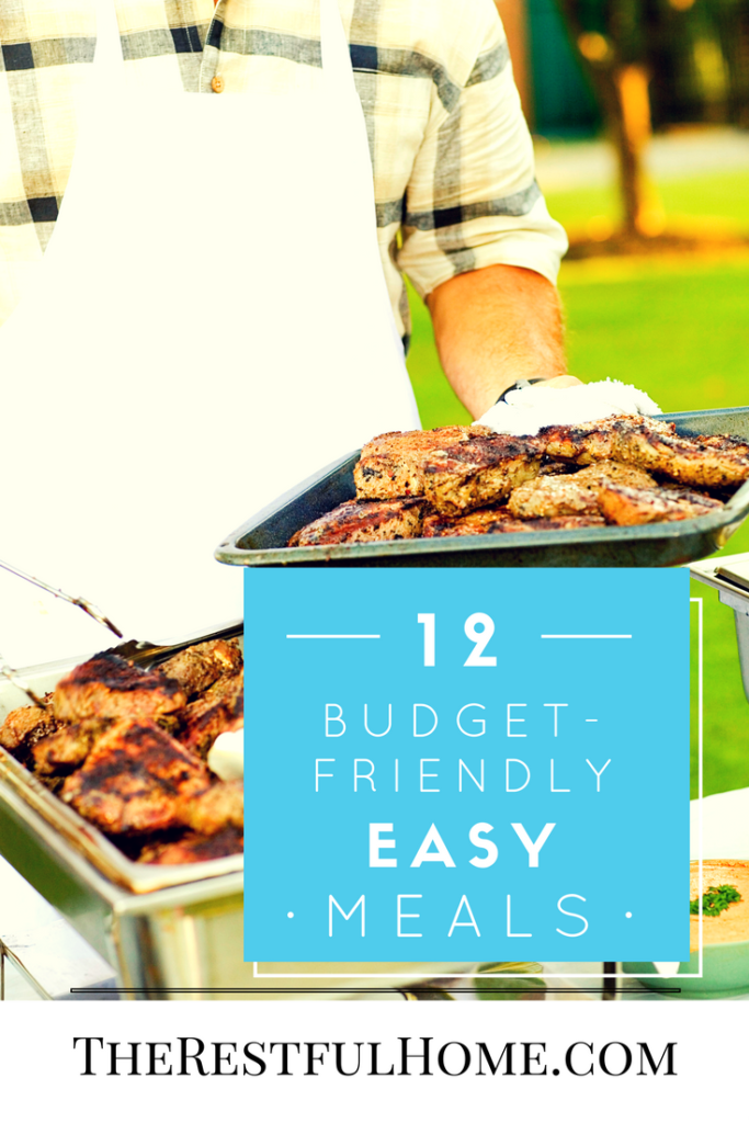 12 budget-friendly, easy meals to serve to friends
