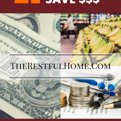 21 Ways to Save Money on Groceries & Household Supplies