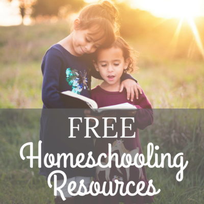 Free Homeschooling Resources