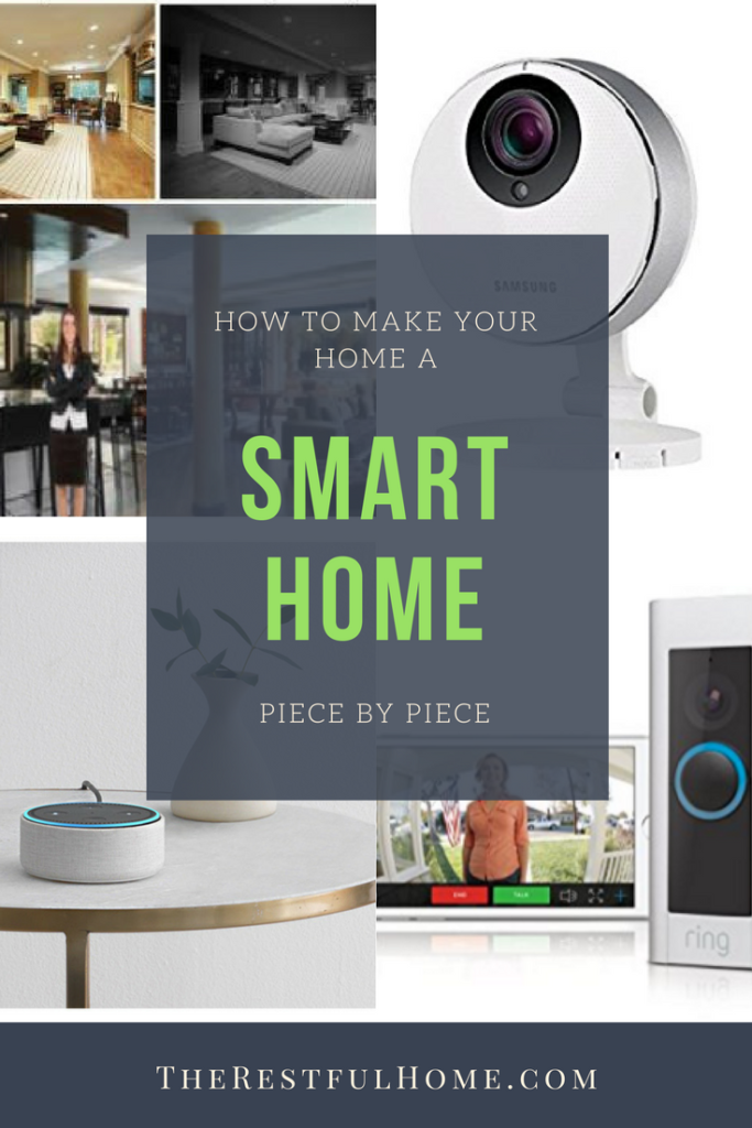 Why Make Your Home A Smart Because You Can Monitor S Security Keep Energy Efficient Even When Are Away And Perform Simple
