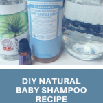 DIY Natural Baby Shampoo