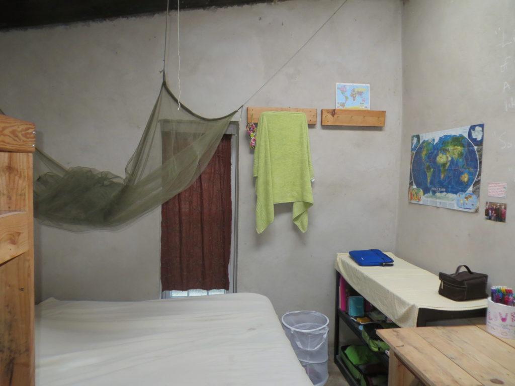 third world bedroom