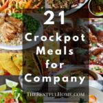 Crockpot Meals for Company