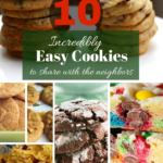 10 Incredibly Easy Cookies to Share with Neighbors