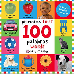 bilingual book spanish phrases
