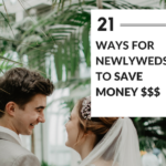 21 Ways for Newlyweds to Save Money