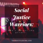 Social Justice Warriors