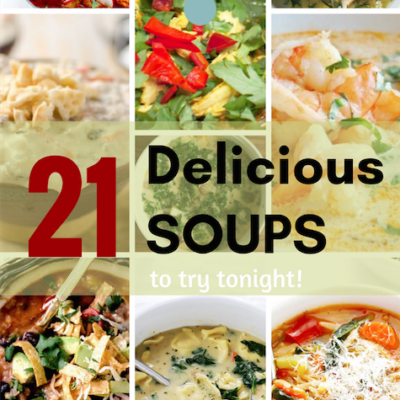 21 Flavorful, Satisfying Soups for Guests