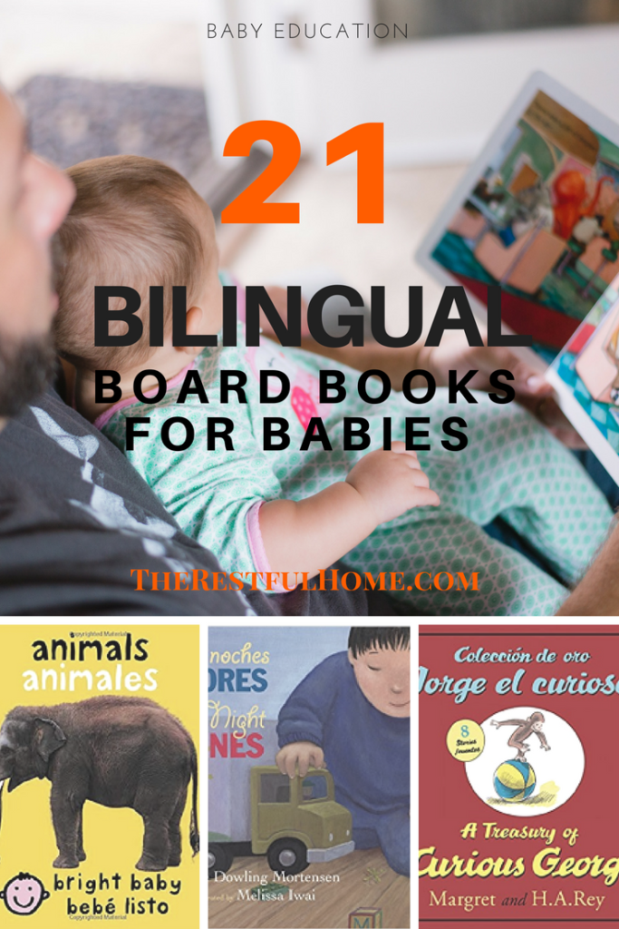 21 bilingual books