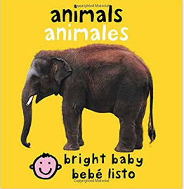 board book spanish english