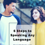 6 Steps to Speaking Any Language Conversationally