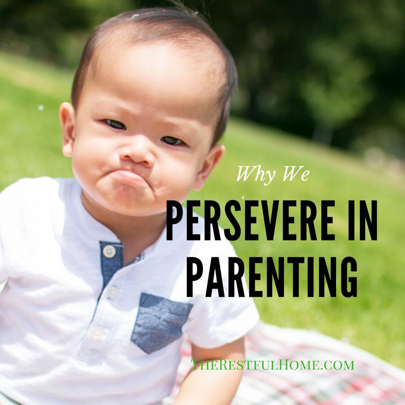 parenting perseverance