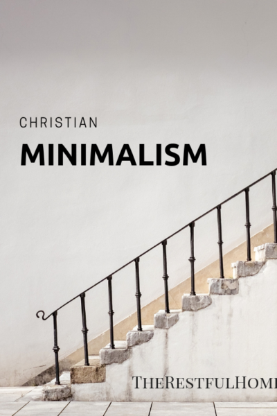 Christian minimalism photo of staircase
