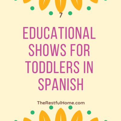 Educational Shows for Toddlers in Spanish