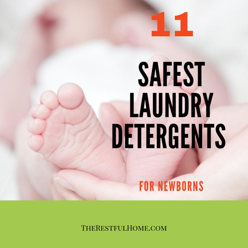 safest laundry detergents