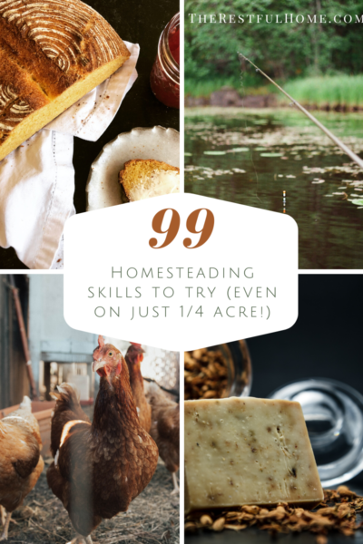 basic homesteading skills urban or rural
